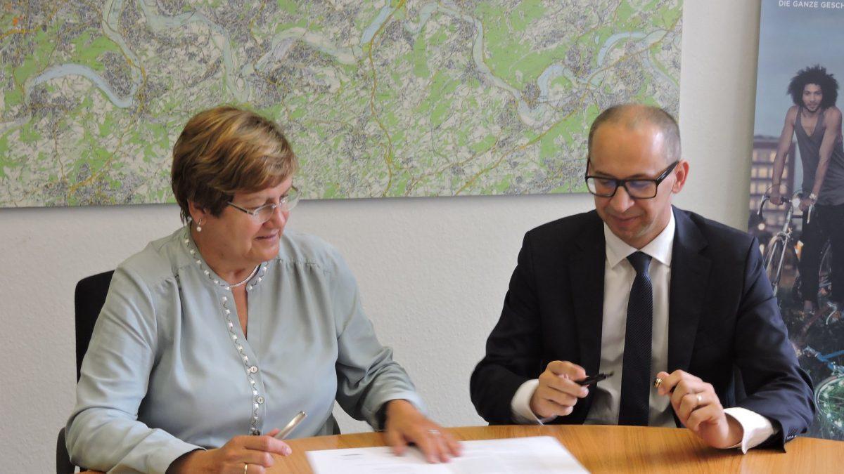 Metropolia GZM i Metropolia Ruhry chcą współpracować. Podpisano list intencyjny