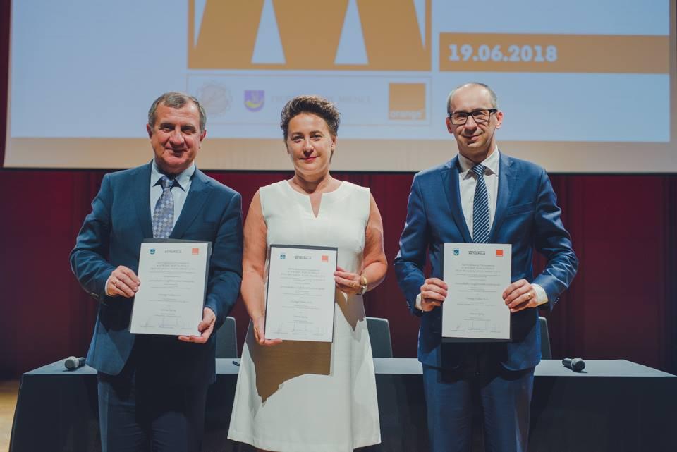 Górnośląsko-Zagłębiowska Metropolia, Tychy i Orange Polska tworzą Smart City