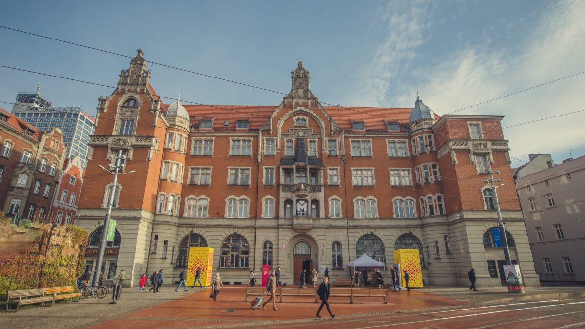 Budynek Muzeum Śląskiego