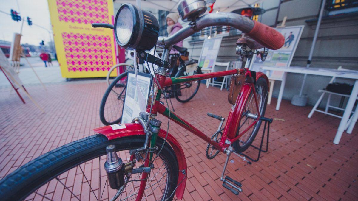 I like Polish bike! Historyczne rowery w strefie otwartej Metropolii GZM