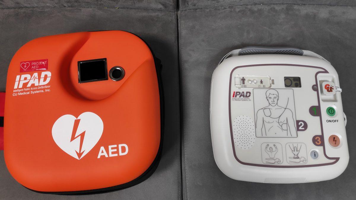 Kierowcy autobusów na lotnisko wiedzą już jak działają defibrylatory AED