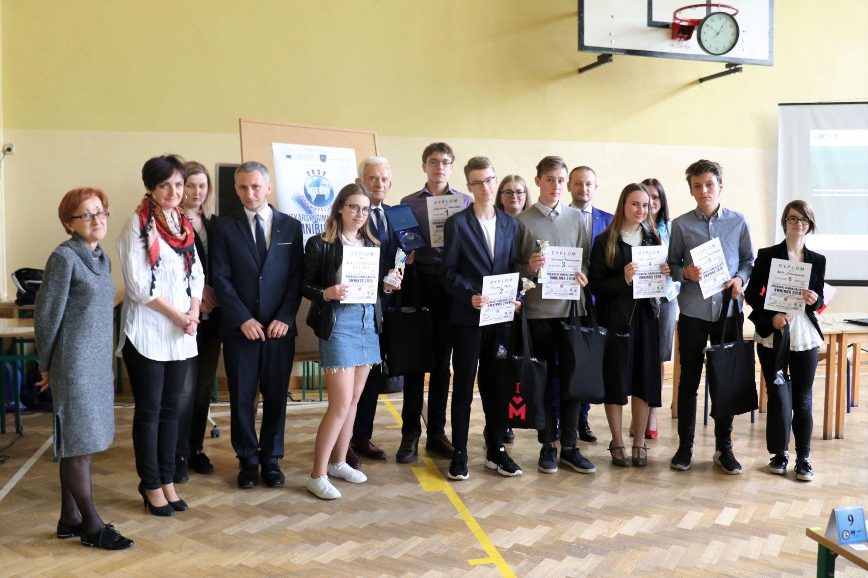 Zwycięzcy VI Testu Wiedzy Obywatelskiej zostali wyłonieni!