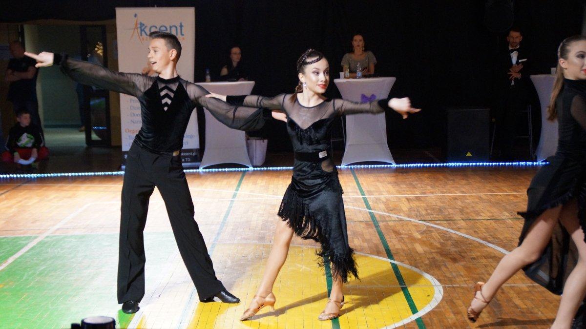 Za nami III Ogólnopolski Turniej Tańca Towarzyskiego o Puchar Burmistrza Miasta Czeladź