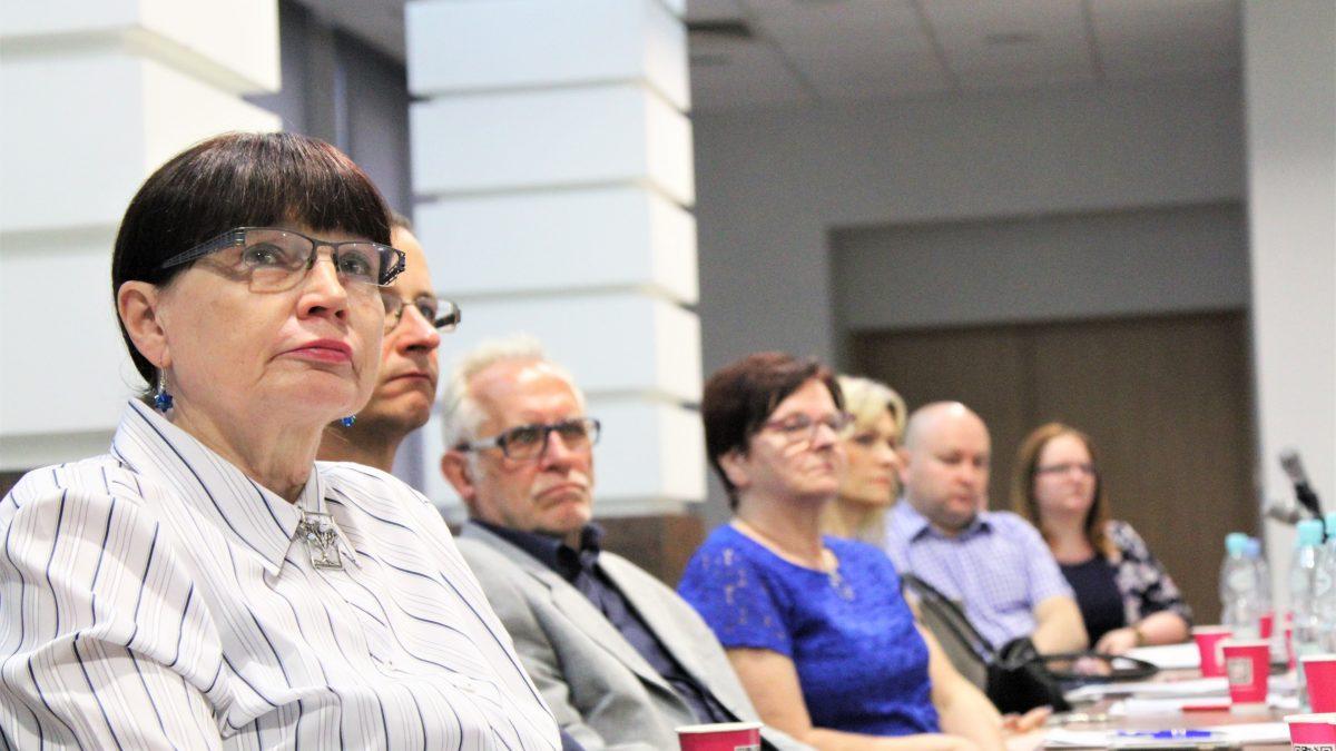 Spotkanie przedstawicieli seniorów w GZM