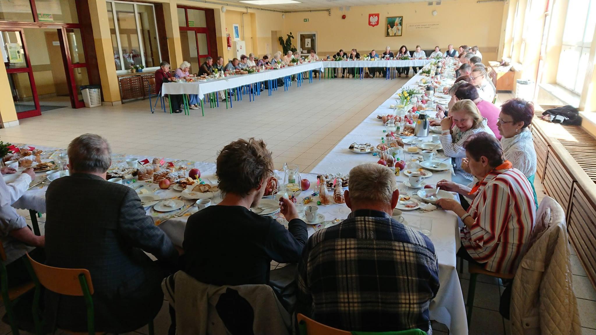 Śniadanie Wielkanocne w Zbrosławicach