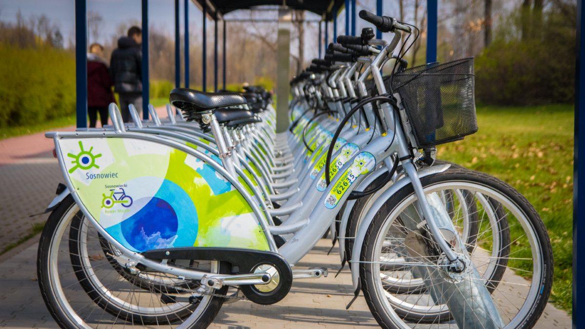 Sosnowiec będzie miał więcej wypożyczalni i nowe typy rowerów