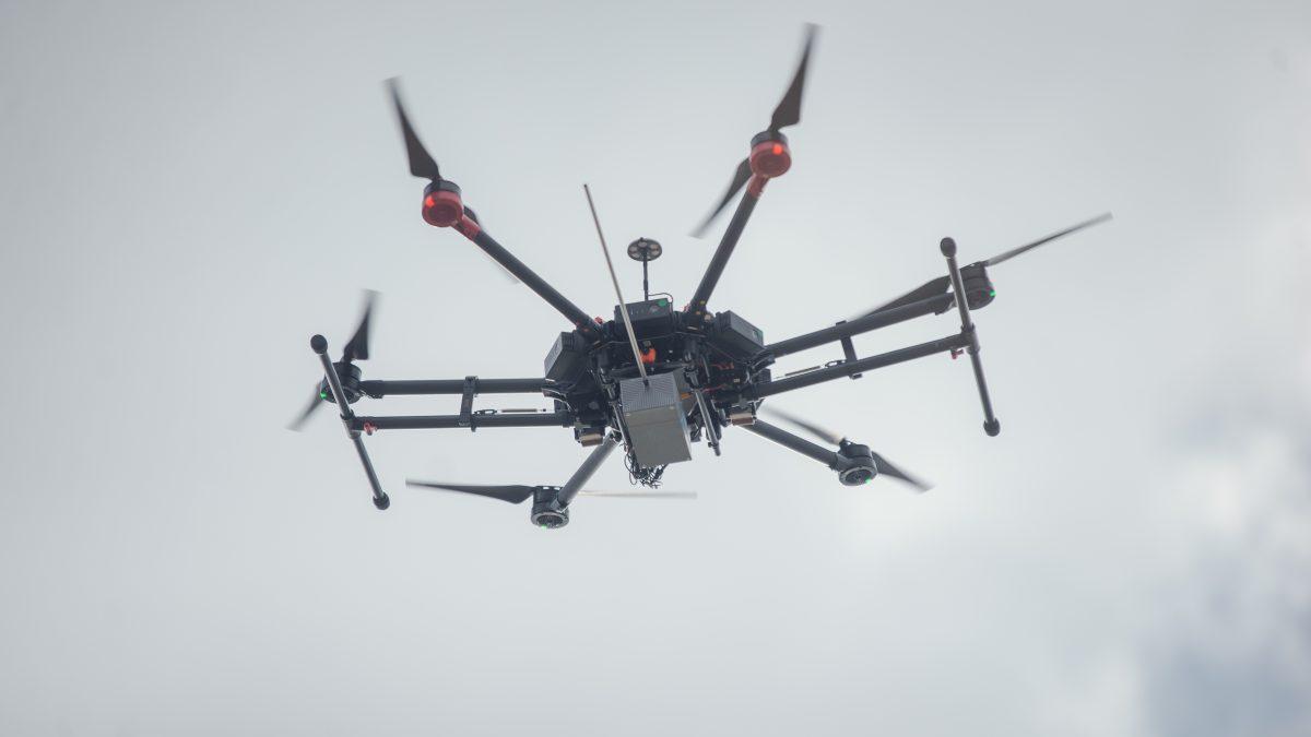 CEDD testuje pomysły na autonomiczne loty dronów