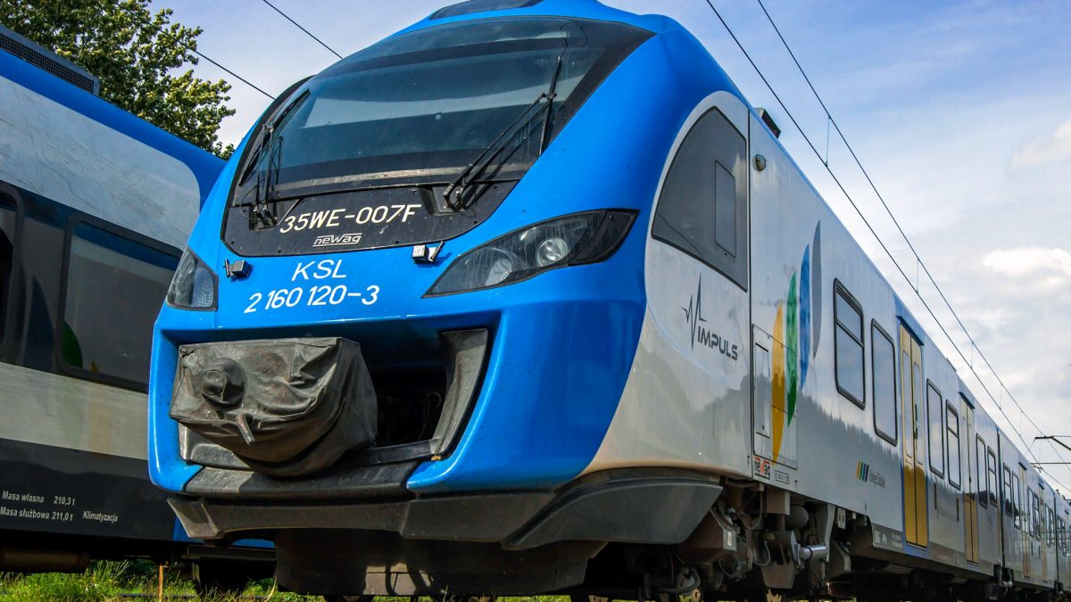Nowy rozkład jazdy pociągów. Metropolia finansuje połączenia kolejowe