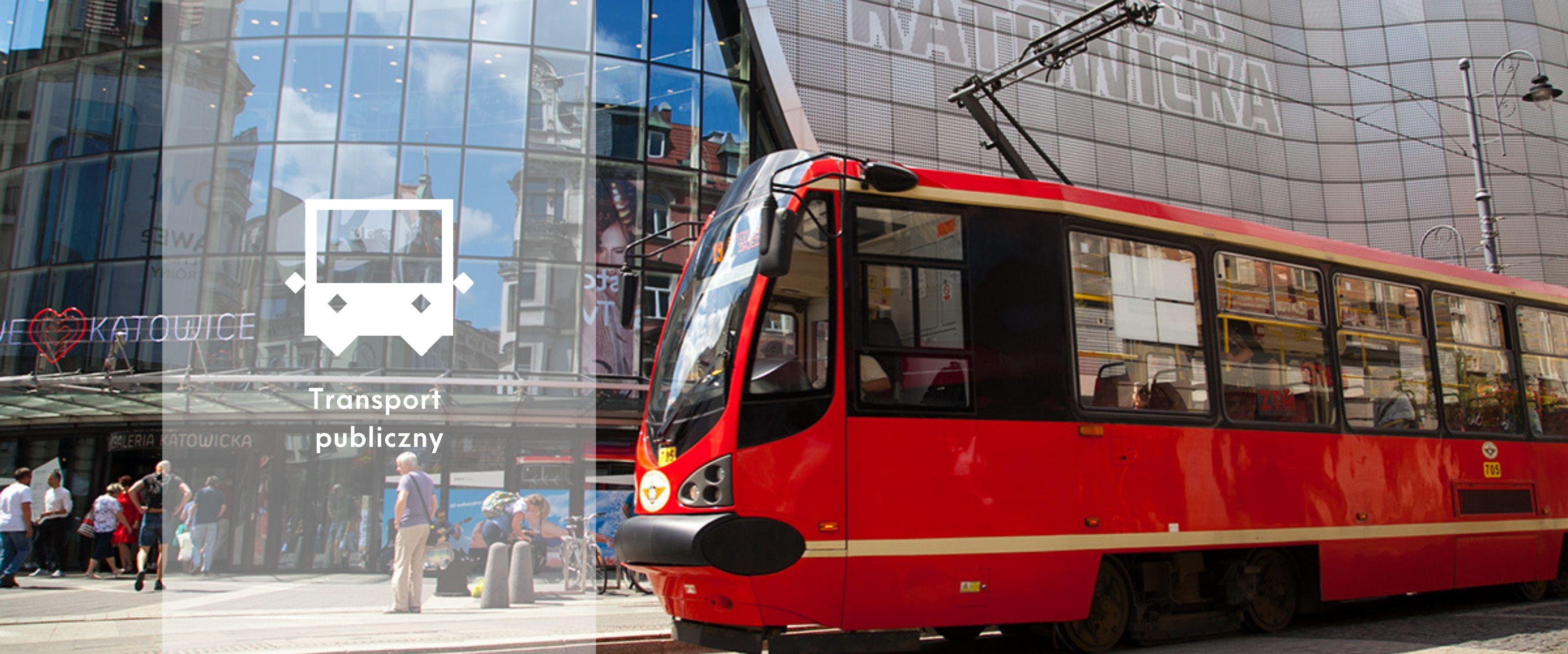 Znalezione obrazy dla zapytania: transport publiczny