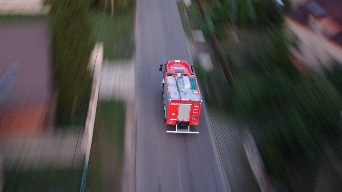 OSP Trzebiesławice z nowym wozem strażackim