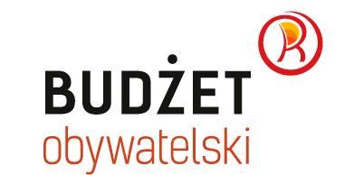 Logo rudzkiego budżetu obywatelskiego