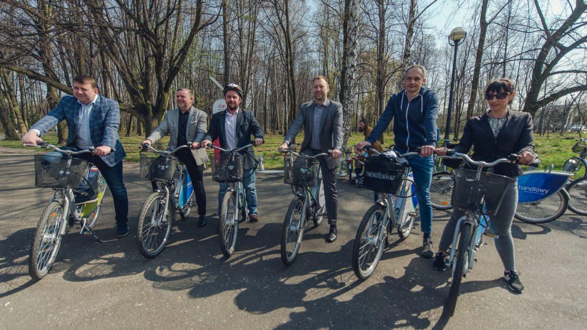 Wypożyczalnie rowerów miejskich zintegrowane w czterech miastach