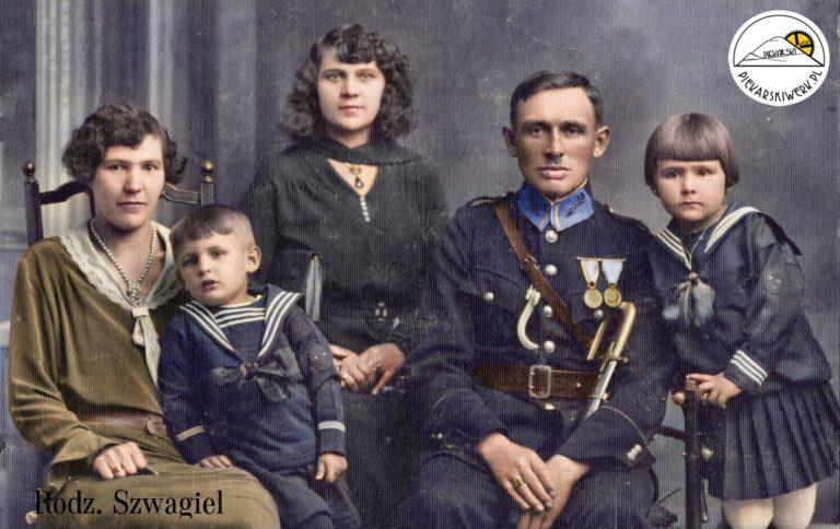 80. rocznica zamachu na posterunkowego Wiktora Szwagla
