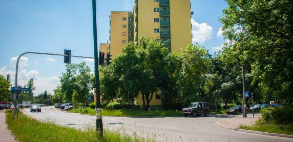 Rusza przebudowa skrzyżowania ulic Ostrogórskiej i Jagiellońskiej