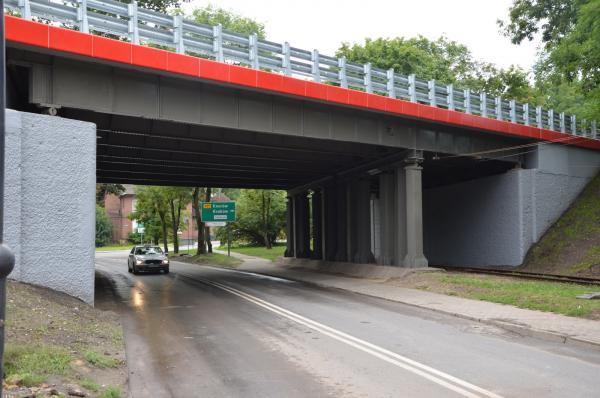 Oddano do użytku wiadukt nad ulicą Hagera