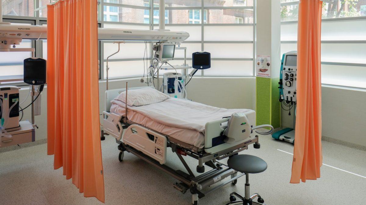 Otwarcie nowego OIOMu w chorzowskim szpitalu