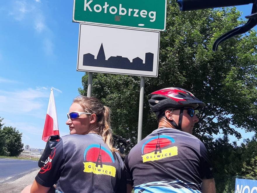 Ponad 900 kilometrów w 6 dni na rowerach