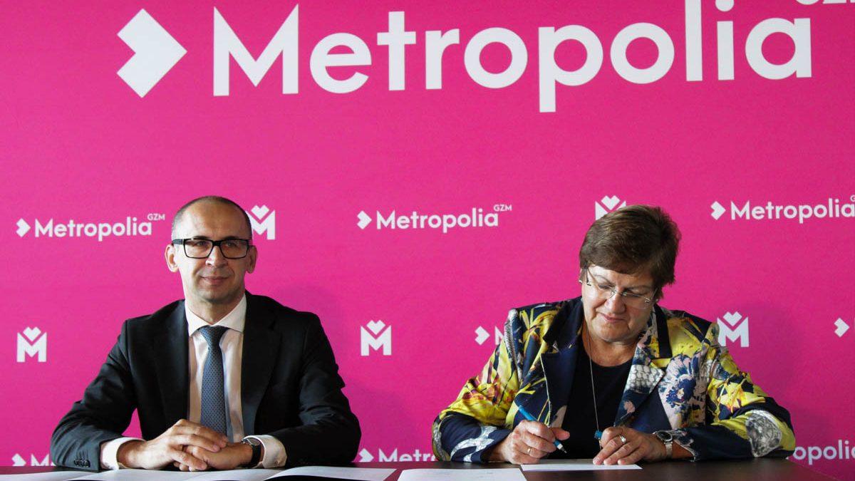 Metropolia GZM i Metropolia Ruhry podpisały porozumienie o partnerstwie