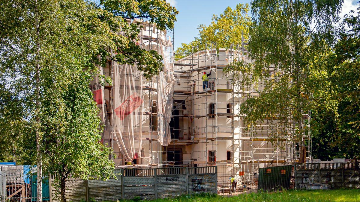Pałac w Miechowicach odzyska blask