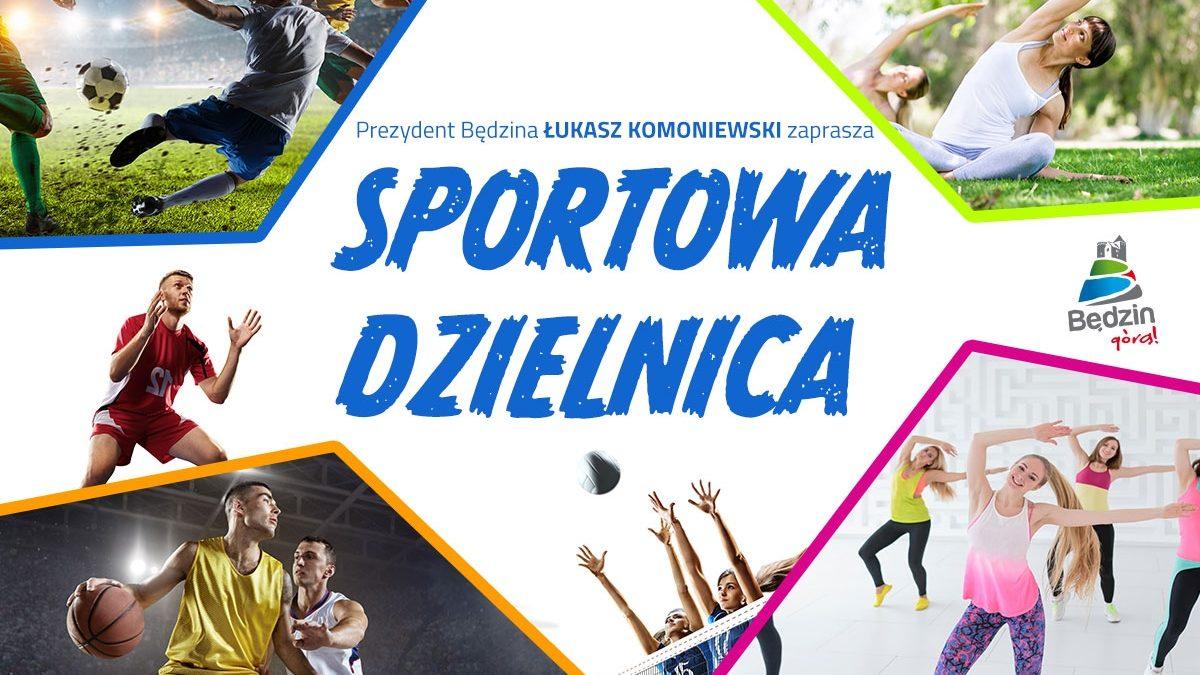 Ruszył projekt Sportowa dzielnica