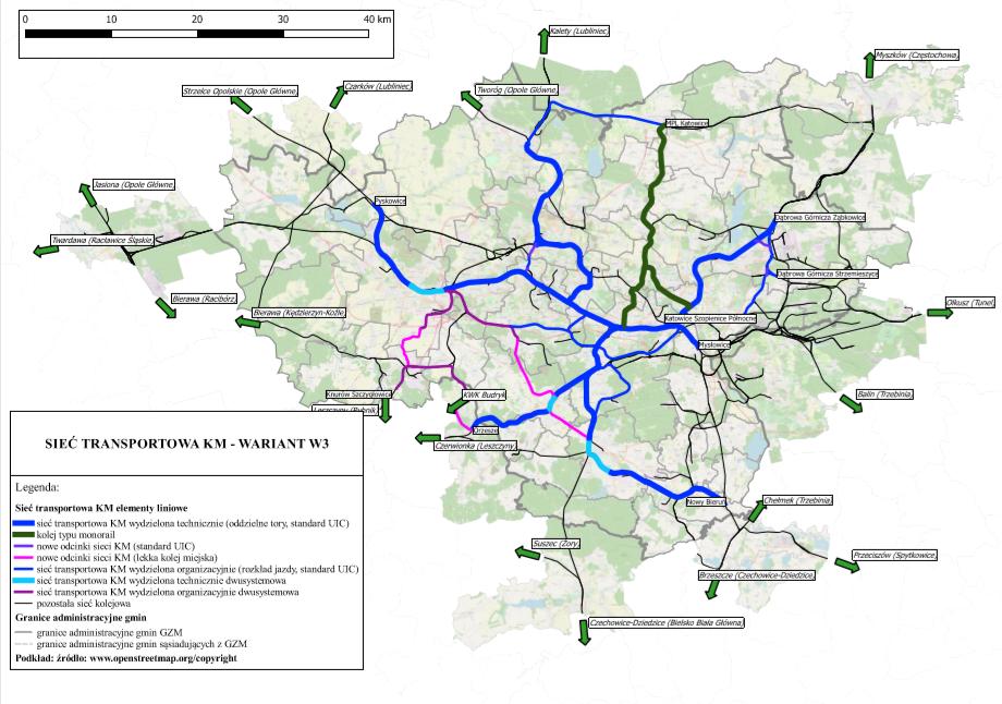 Koleje metropolitalne i aglomeracyjne. Konferencja 18 września w Katowicach