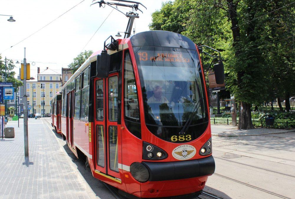 Ruch tramwajowy na Katowickiej zostanie wkrótce wznowiony