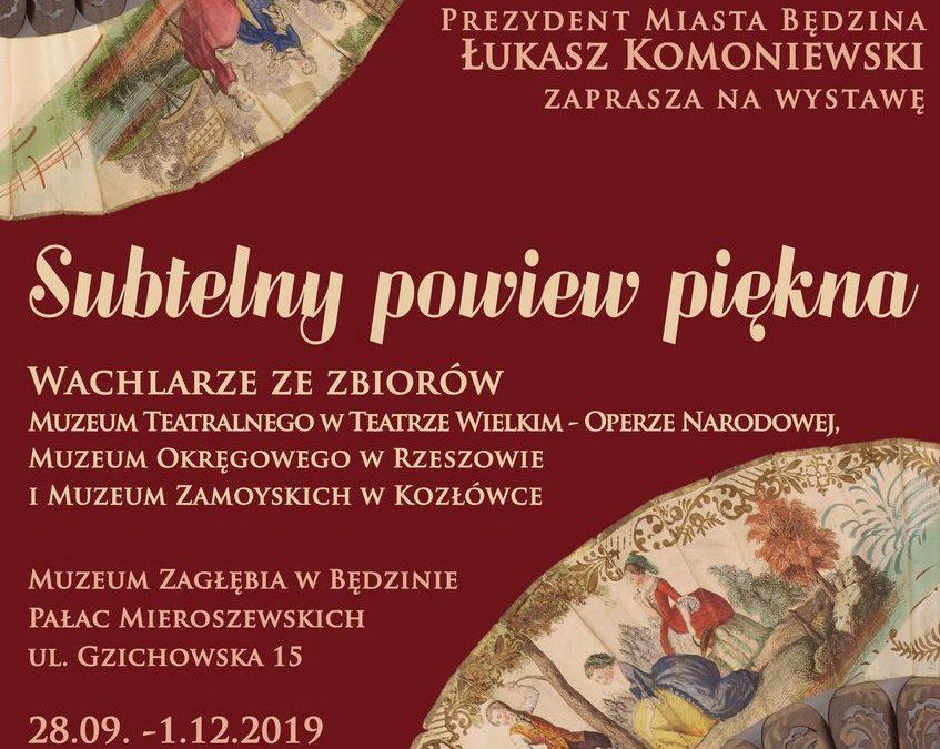 Nowa wystawa czasowa w Pałacu Mieroszewskich