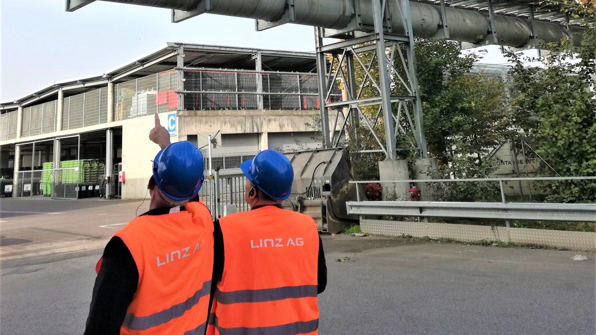Metropolia sprawdza najlepsze rozwiązania w Austrii w zakresie gospodarki odpadami