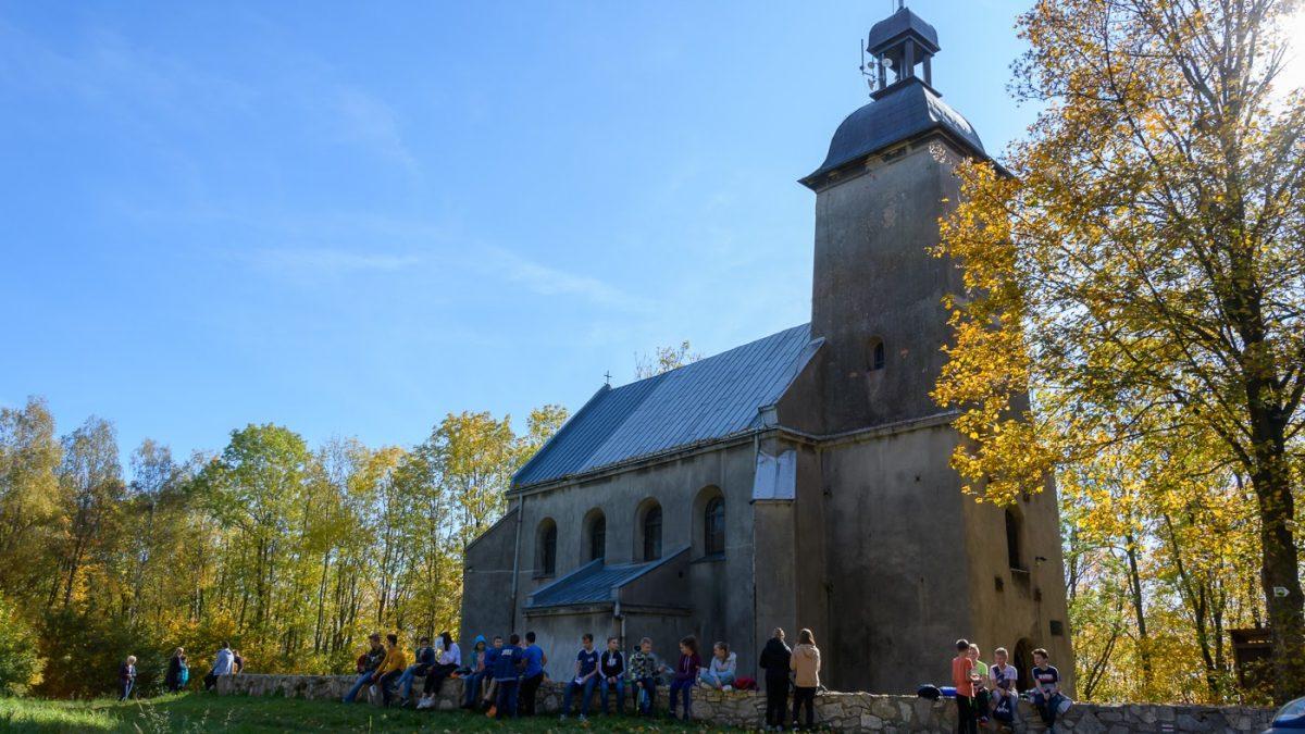 Kościółek na Górze Św. Doroty