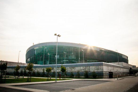 Hala Arena w Gliwicach