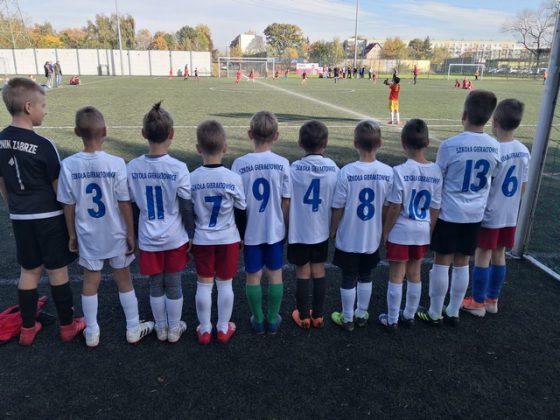 Młodzi piłkarze z Gierałtowic w Pucharze Tymbarku