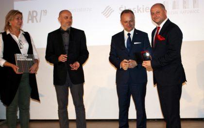 Wręczenie nagród w konkursie Najlepsza Przestrzeń Publiczna