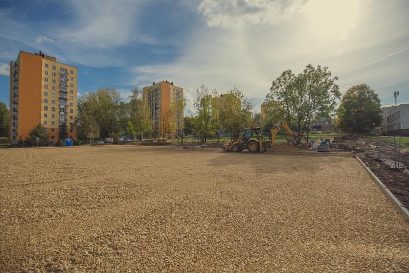 Szkoły z nowymi boiskami
