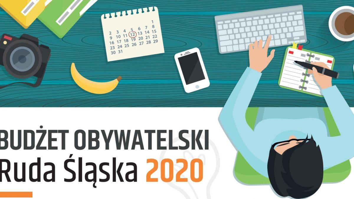 Rudzianie wybrali zadania do budżetu obywatelskiego 2020
