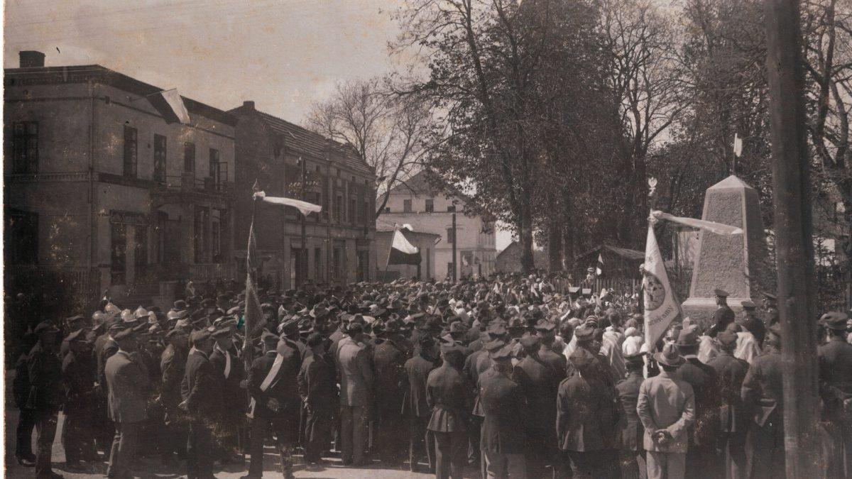 Obchody Święta Niepodległości oraz odsłonięcie Pomnika Powstańców Śląskich