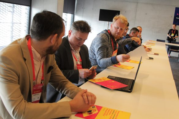 Spotkanie ready do spraw nowoczesnej mobilności