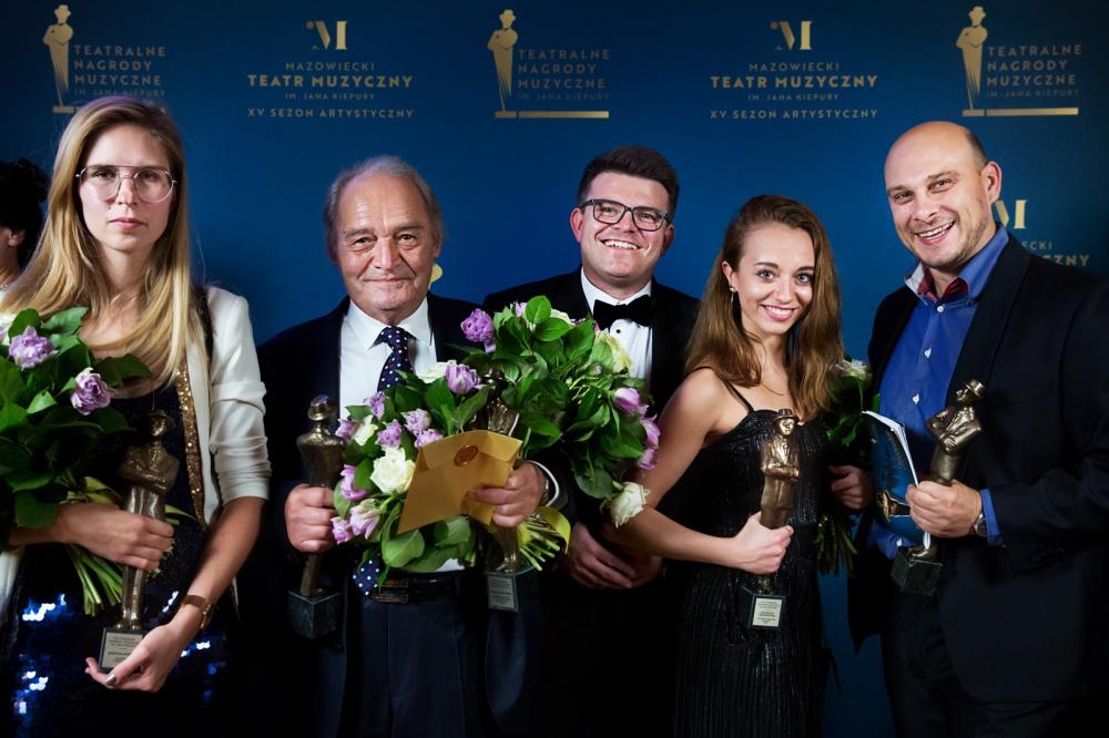 Nagrody Kiepury dla artystów Opery Śląskiej