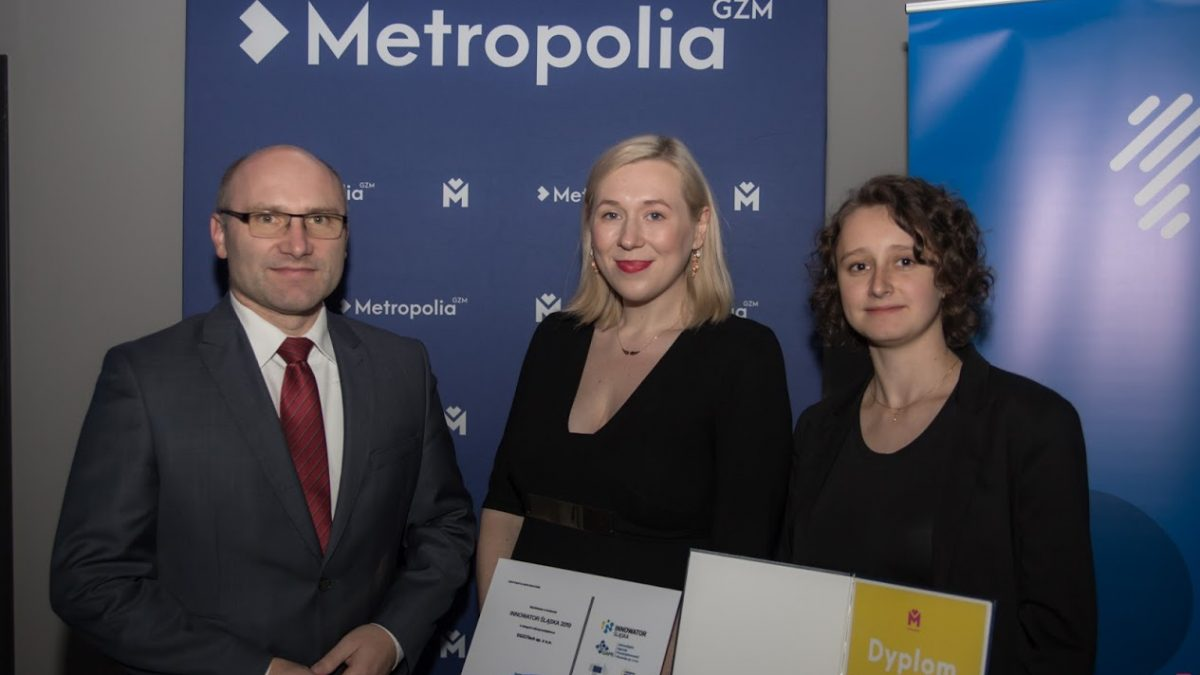 Innowatorzy Śląska 2019 nagrodzeni. To oni kształtują nowoczesny wizerunek regionu