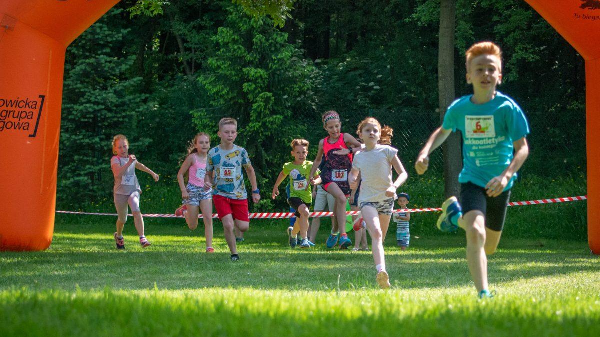 Cykl 5-biegów dla dzieci