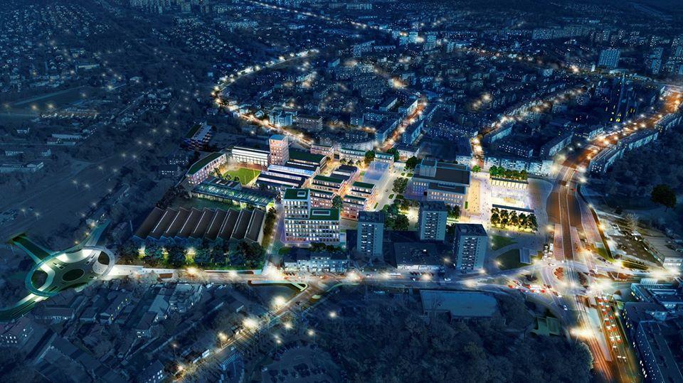 Zielone światło dla nowego śródmieścia