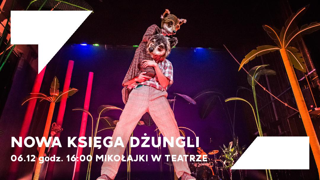 Mikołajki w Teatrze Zagłębia