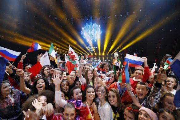 Uczestnicy Eurowizji Junior
