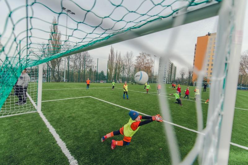Nowe boiska szkolne już otwarte