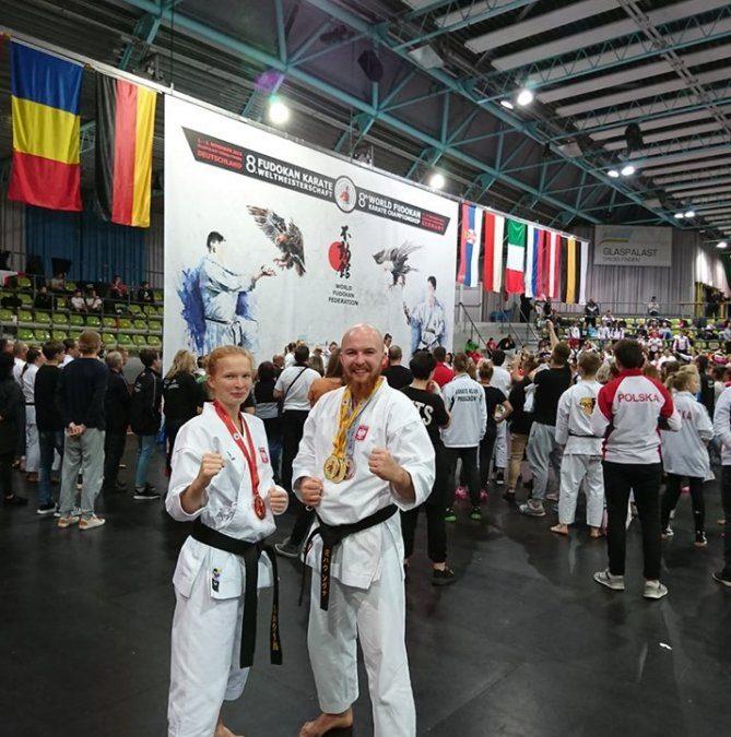 Wspaniałe występy bytomskich judoków i karateków