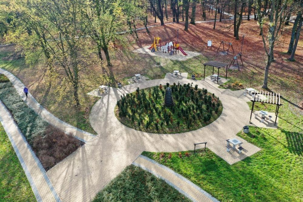 Nowe oblicze bytomskiego Parku Ludowego