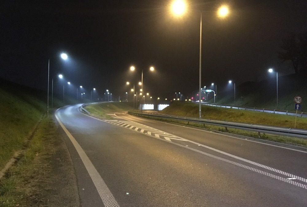 Modernizacja oświetlenia w Bytomiu
