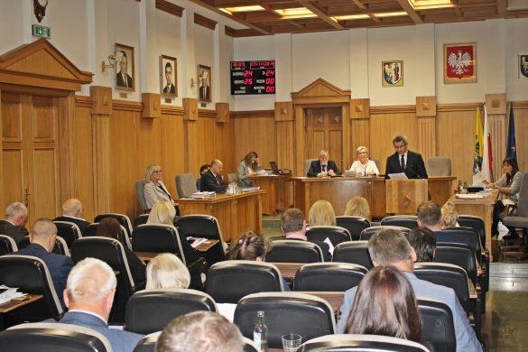 Sesja Rady Miasta Ruda Śląska w dniu 7 listopada 2019