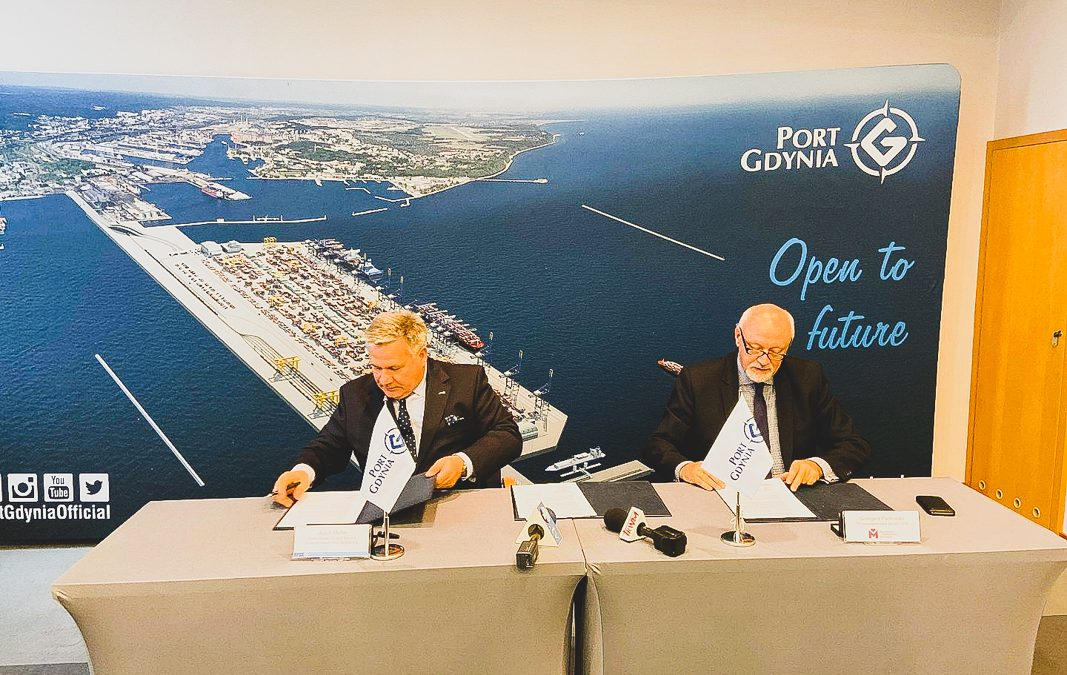 Metropolia otwiera się na Bałtyk. Poszerza współpracę z portem w Gdyni