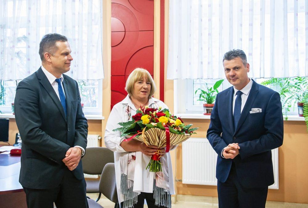 Dorota Żuber laureatką nagrody im. Ireny Sendlerowej