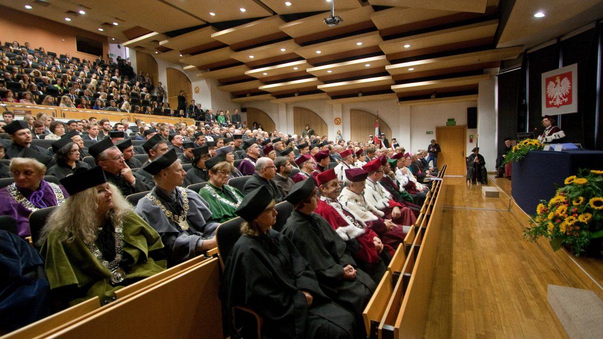 Inauguracja roku akademickiego na Uniwersytecie Śląskim
